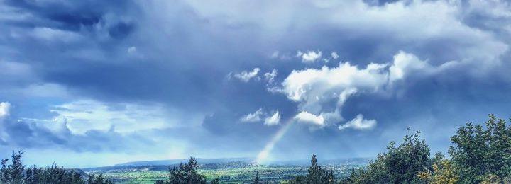 Υπερκαλύπτεται το 100% της βροχόπτωσης ολόκληρου του υδρολογικού έτους (01/10 - 30/09) τις επόμενες ώρες