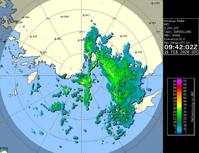Ιδιαίτερα βροχερές οι επόμενες ώρες - Προειδοποιήσεις σε ισχύ