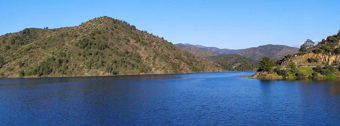Υπολείπονται 300 χιλιάδες κυβικά μέτρα νερού μέχρι την υπερχείλιση του φράγματος των Λευκάρων