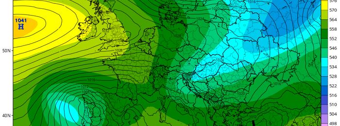 Βροχές/καταιγίδες απόψε - Αυξάνεται η σκόνη τις επόμενες ώρες