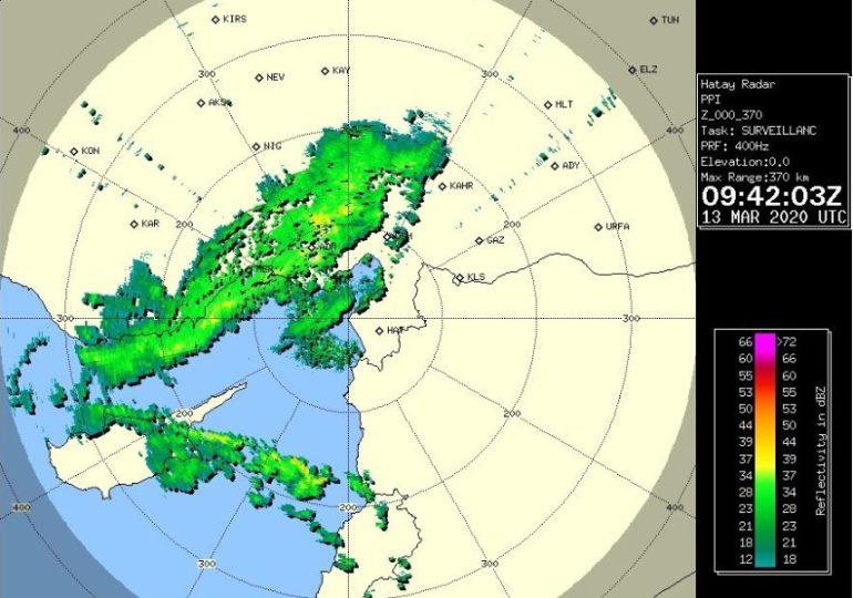 Ξεπέρασε το 50% η βροχόπτωση Μαρτίου σε ένα 24ωρο - Συνεχίζουν οι βροχές