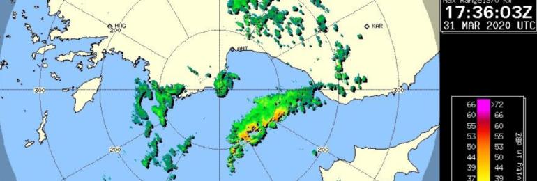 Βροχές και καταιγίδες τις επόμενες ώρες - Εκτοπίζεται η σκόνη