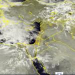 Αυξημένες νεφώσεις, σκόνη και λασποβροχές απόψε – Πιο αξιόλογες βροχές την Κυριακή