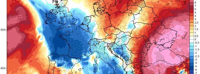 Ιδιαίτερα θερμός για την εποχή ο καιρός το επόμενο διήμερο - Τάση αλλαγής τέλος της ερχόμενης εβδομάδας
