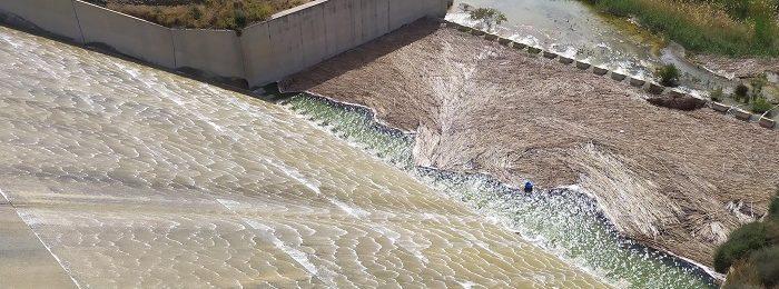 Συνεχίζουν τα ρεκόρ συνολικών αποθεμάτων νερού στα φράγματα