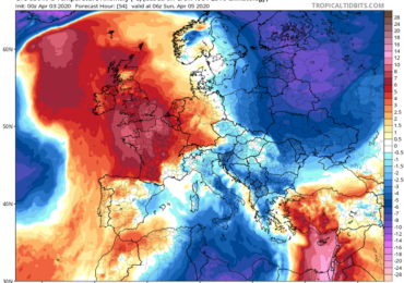 Ιδιαίτερα θερμές αέριες μάζες και σκόνη θα επηρεάσουν πρόσκαιρα την Κύπρο - Ενισχύονται οι άνεμοι