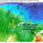 Σημαντική ενίσχυση των ανέμων, πυκνή σκόνη και ιδιαίτερα θερμές αέριες μάζες απόψε και αύριο
