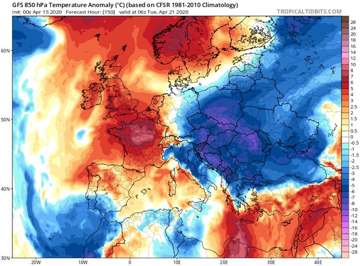 Ιδιαίτερα θερμός ο καιρός τις ημέρες του Πάσχα με 30άρια+