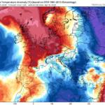 Υποχωρούν οι θερμές αέριες μάζες και σκόνη – Αυξάνονται οι πιθανότητες βροχής τις επόμενες ημέρες