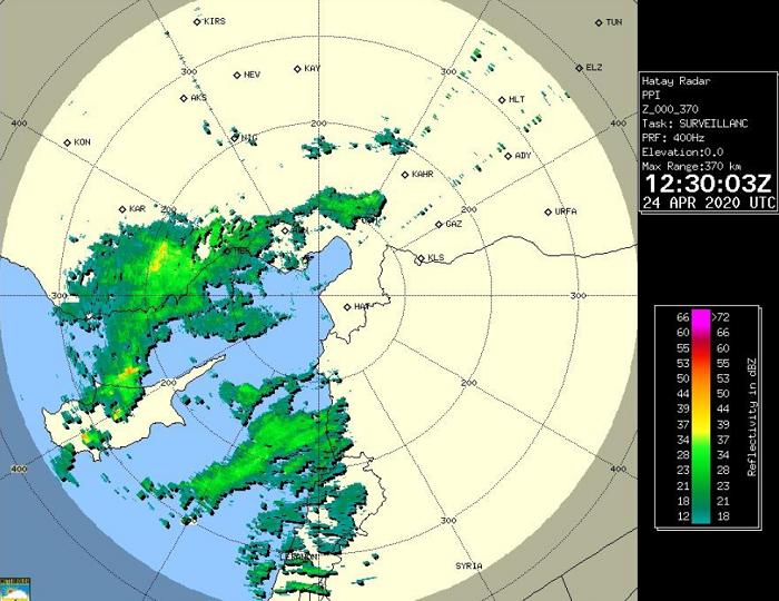 Καιρική ενημέρωση (15:30): Βροχές/καταιγίδες σε εξέλιξη - Γενίκευση φαινομένων τις επόμενες ώρες