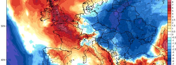 Ηλιόλουστος και ιδιαίτερα θερμός ο καιρός τις επόμενες ημέρες - Αυξημένες νεφώσεις και σκόνη την Τετάρτη