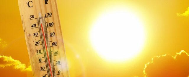 Καιρική ενημέρωση (Ώρα 13:10) - Στους 43 βαθμούς Κελσίου ο υδράργυρος αυτή την ώρα στη Λευκωσία