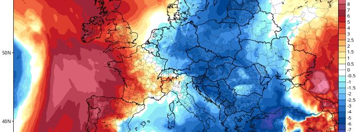 Σταδιακή σημαντική ενίσχυση των ανέμων από αύριο - Ακολουθεί νέα πτώση της θερμοκρασίας