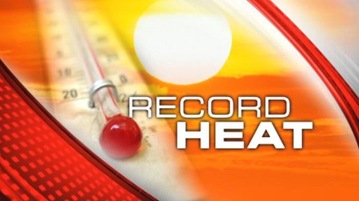 Oι επίσημα ακραία υψηλές  θερμοκρασίες που καταγράφηκαν κατά το κύμα καύσωνα Μαΐου 2020 (Πίνακες)