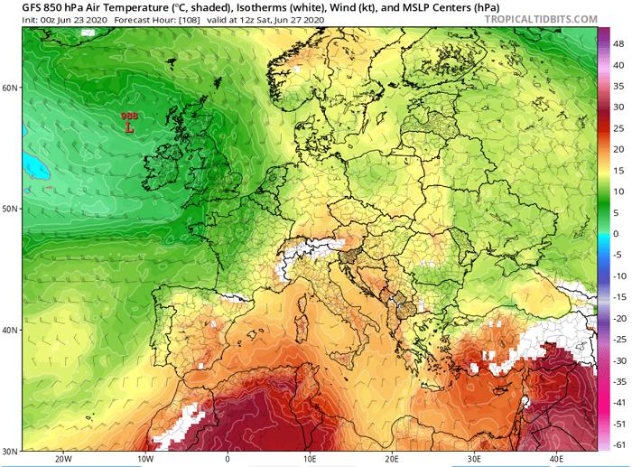 Σταδιακή αισθητή άνοδος της θερμοκρασίας - Τελείωσαν τα μεγάλα σκαμπανεβάσματα