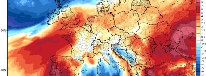 Κύμα καύσωνα με αυξημένη δυσφορία αρχίζει να επηρεάζει την περιοχή μας