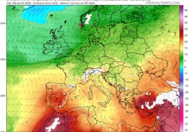 Σκαρφαλώνει στους 42-43 βαθμούς Κελσίου ο υδράργυρος τις επόμενες ημέρες - Έντονη δυσφορία