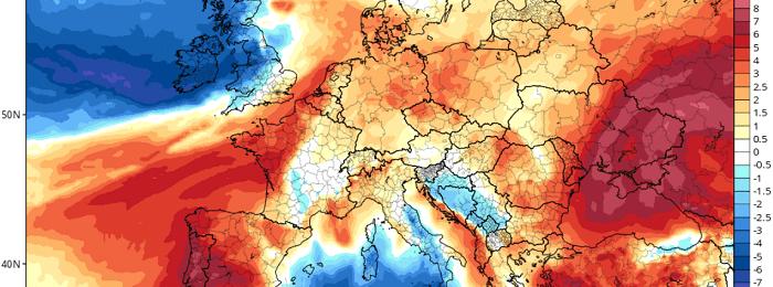 Κορύφωση των θερμών αερίων μαζών το επόμενο διήμερο - Ξεπερνά τους 42 βαθμούς Κελσίου ο υδράργυρος