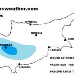 Μεμονωμένες καταιγίδες το απόγευμα – Συνεχίζουν τα 40άρια+ στο εσωτερικό