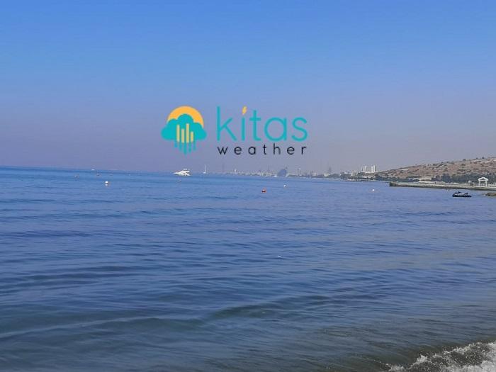 Τέλειος καιρός για παραλία το Σ/Κ - Νέα θερμή εισβολή από εβδομάδας