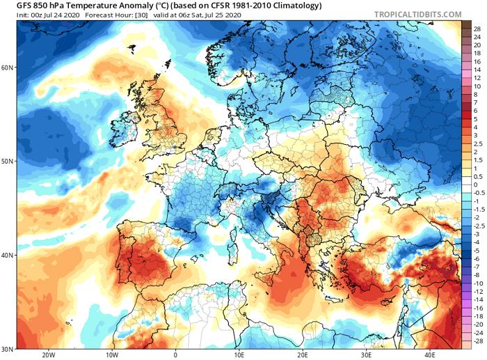 Ο Ιούλιος μας αποχαιρετά με έντονο κύμα καύσωνα - Ξεπερνά τους 42 βαθμούς Κελσίου ο υδράργυρος