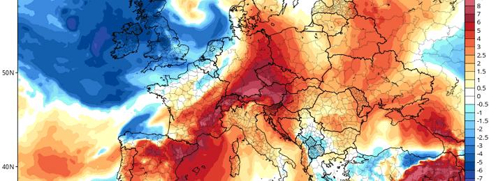 Ιδιαίτερα θερμός ο καιρός την ερχόμενη εβδομάδα με 40άρια+