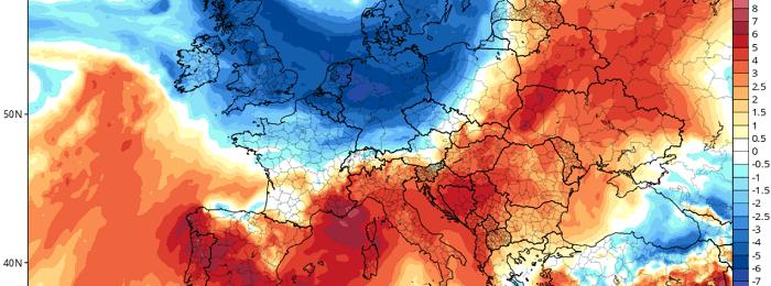 Συνεχίζει ο ιδιαίτερα θερμός καιρός μέχρι τουλάχιστον το τέλος της εβδομάδας