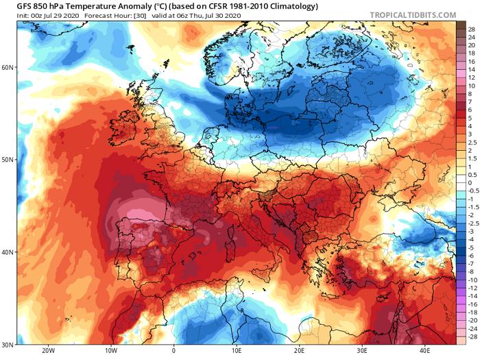 Μικρή περαιτέρω άνοδος της θερμοκρασίας - Γενικευμένα 40άρια+ τις επόμενες ημέρες