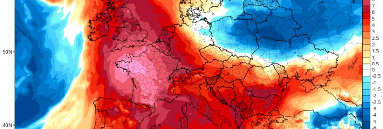 Αύριο Παρασκευή η κορύφωση των θερμών αέριων μαζών - 43άρια στην πρόγνωση