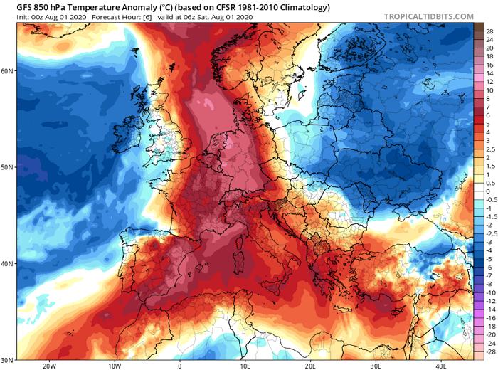 Μικρή πτώση θερμοκρασίας, αύξηση υγρασίας και πιθανότητες μεμονωμένων βροχών/καταιγίδων στα ορεινά