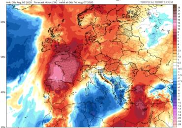 Εξαιρετικά θερμός ο καιρός μέχρι την Παρασκευή - Ακολουθεί αισθητή πτώση της θερμοκρασίας