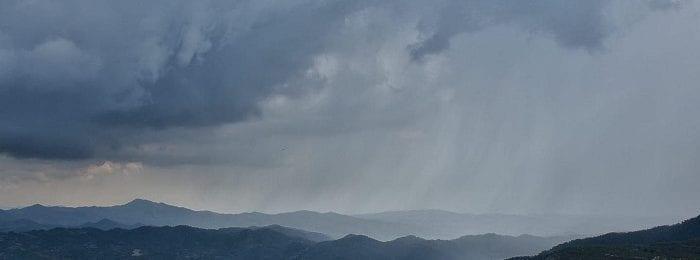 Δείτε τις μετρήσεις βροχόπτωσης του τελευταίου 2ημέρου - Πληρότητα φραγμάτων