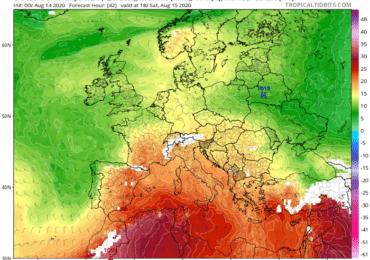 Στους 42 βαθμούς Κελσίου σήμερα ο υδράργυρος - Συνεχίζουν τα 40άρια+ μέχρι την ερχόμενη εβδομάδα