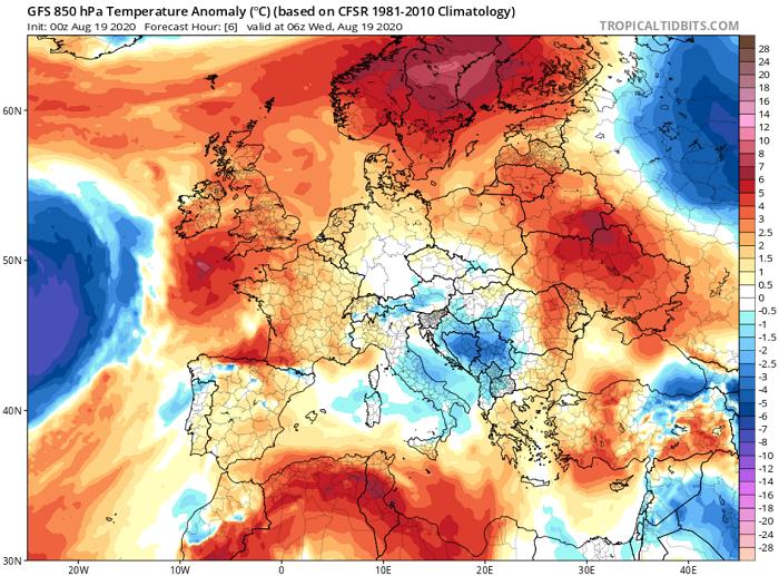 Συνεχίζει ο θερμός καιρός - Μικρά σκαμπανεβάσματα θερμοκρασίας