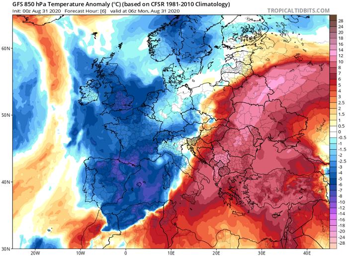 Συνεχίζει ο εξαιρετικά θερμός καιρός - Με θερμοκρασίες ρεκόρ μας υποδέχεται ο Σεπτέμβρης
