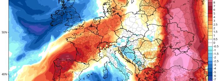 Πρωτοφανές και ακραίο κύμα καύσωνα με θερμοκρασίες ρεκόρ προς το τέλος της εβδομάδας