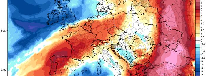 Κατακόρυφη άνοδος της θερμοκρασίας το επόμενο διήμερο - Φλερτάρει με τους 46 βαθμούς ο υδράργυρος