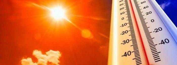 Νέα ρεκόρ θερμοκρασίας Οκτωβρίου - Καταγράφηκαν για πρώτη φορά μέσα στον Οκτώβριο 40άρια+