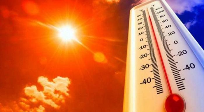 Καταρρίφθηκαν διάφορα θερμοκρασιακά ρεκόρ - Δείτε τις 10 υψηλότερες μετρήσεις για σήμερα (3/9)