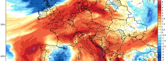 Επιστρέφουν από σήμερα Τρίτη τα 40άρια+ - Aκολουθεί πτώση της θερμοκρασίας στο τέλος της εβδομάδας