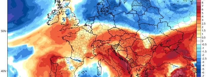 Συνεχίζουν σήμερα Παρασκευή τα 40άρια+ - Αισθητή πτώση της θερμοκρασίας το Σ/Κ