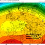 Μεμονωμένες βροχές/καταιγίδες αύριο Δευτέρα – Μικρή περαιτέρω πτώση της θερμοκρασίας