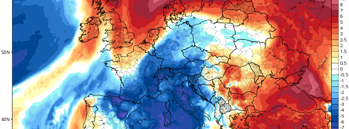 Ακραία υψηλές θερμοκρασίες για την εποχή το επόμενο διήμερο - Έρχονται 40άρια+