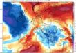Αισθητή πτώση της θερμοκρασίας το επόμενο διήμερο – Ακολουθεί νέα άνοδος τέλος της εβδομάδας