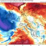 Κοντά στα κανονικά η θερμοκρασία σήμερα και αύριο – Επιστρέφουν οι θερμές αέριες μάζες