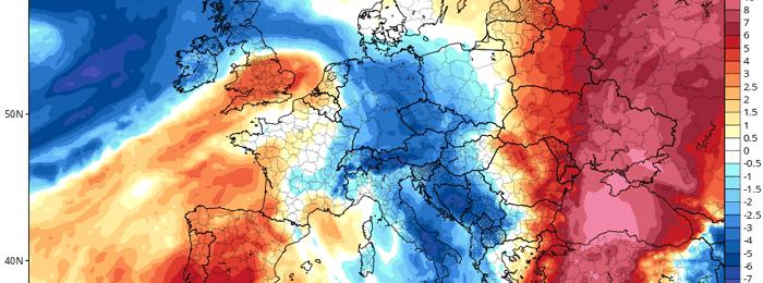 Υψηλές θερμοκρασίες για την εποχή και σκόνη σήμερα και αύριο - Πτώση θερμοκρασίας το Σ/Κ