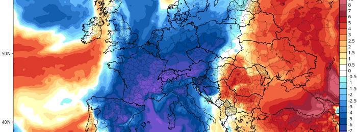 Σε κανονικά επίπεδα η θερμοκρασία σήμερα και αύριο - Ακολουθεί μικρή άνοδος