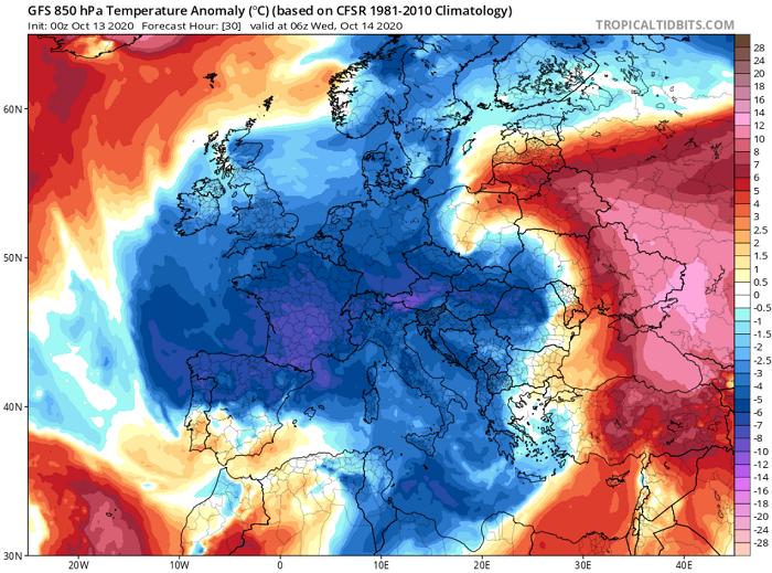 Ηλιόλουστος και σχετικά θερμός για την εποχή ο καιρός τις επόμενες ημέρες