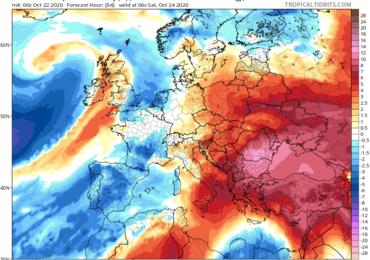 Σταδιακή αισθητή άνοδος της θερμοκρασίας και σκόνη τέλος της εβδομάδας