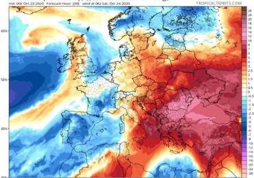 Συνεχίζει ο άνομβρος καιρός - Νέα άνοδος της θερμοκρασίας και σκόνη τις επόμενες ημέρες